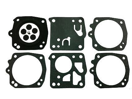 Amazon.com: CTS - Kit de junta de carburador y diafragma ...