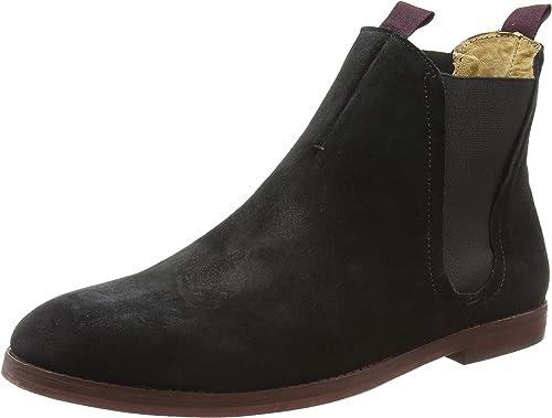Hudson Men Tamper Suede Chelsea Boots