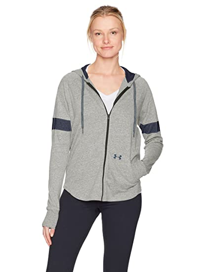 8a3dce424a Under Armour Women's Sportstyle Full Zip Hoodie