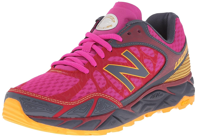 New Balance Women's Leadville V3 Trail Running Shoe B00Z7JGBTI 10.5 B(M) US|Pink/Grey