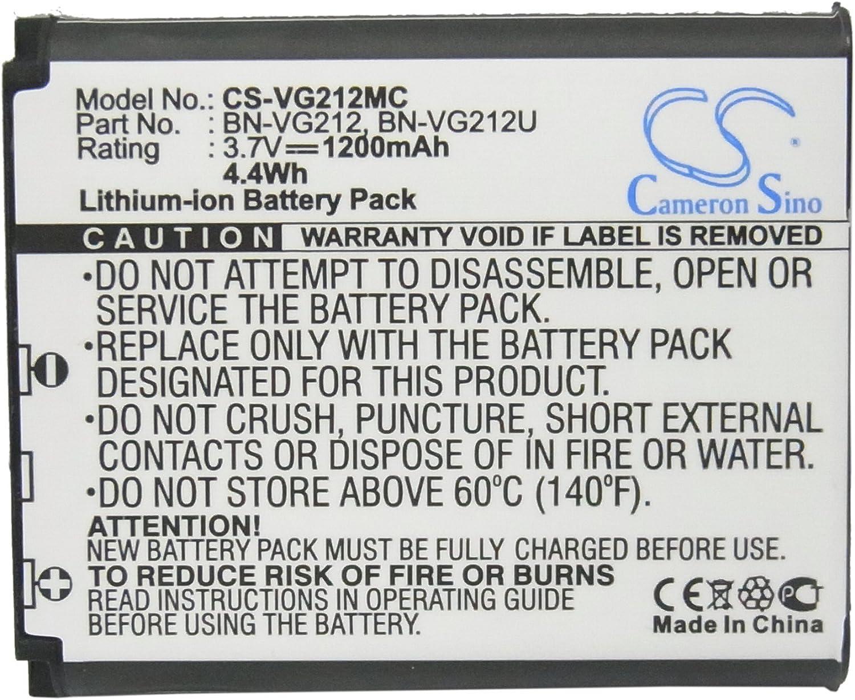 GC-XA1 ADIXXION Action GC-XA2 Replacement for JVC Camera Battery GC-XA1BUS GAXI Battery for JVC ADIXXION