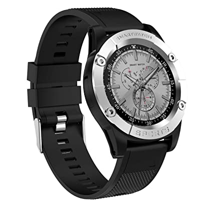 Amazon.com: Bluetooth Smart Watch - Touch Screen Smart Wrist ...
