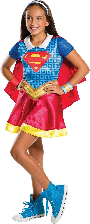 Warner-I- 620742 M-Disfraz para niña, diseño de Super héros-Super ...