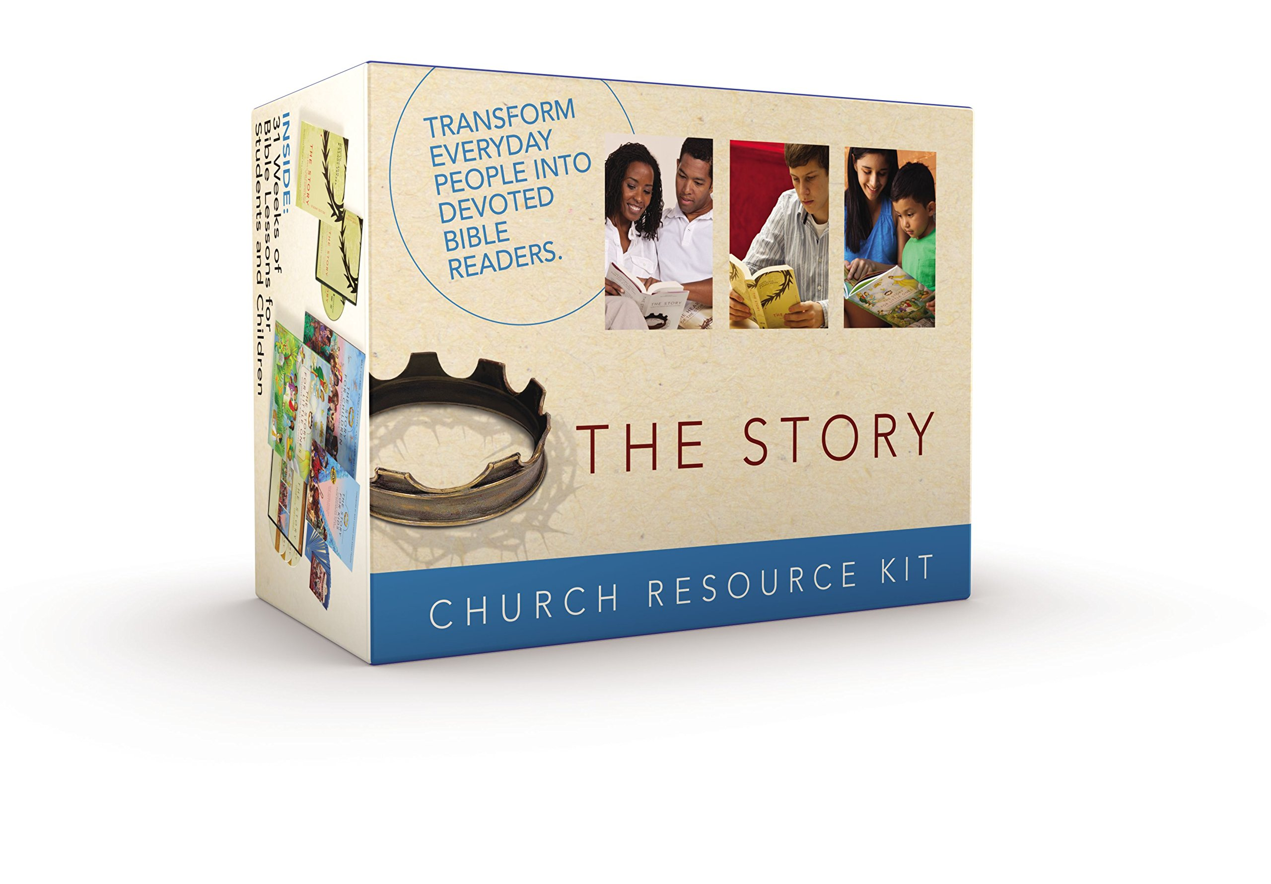 Read Online The Story: Church Resource Kit, Revised Edition ebook