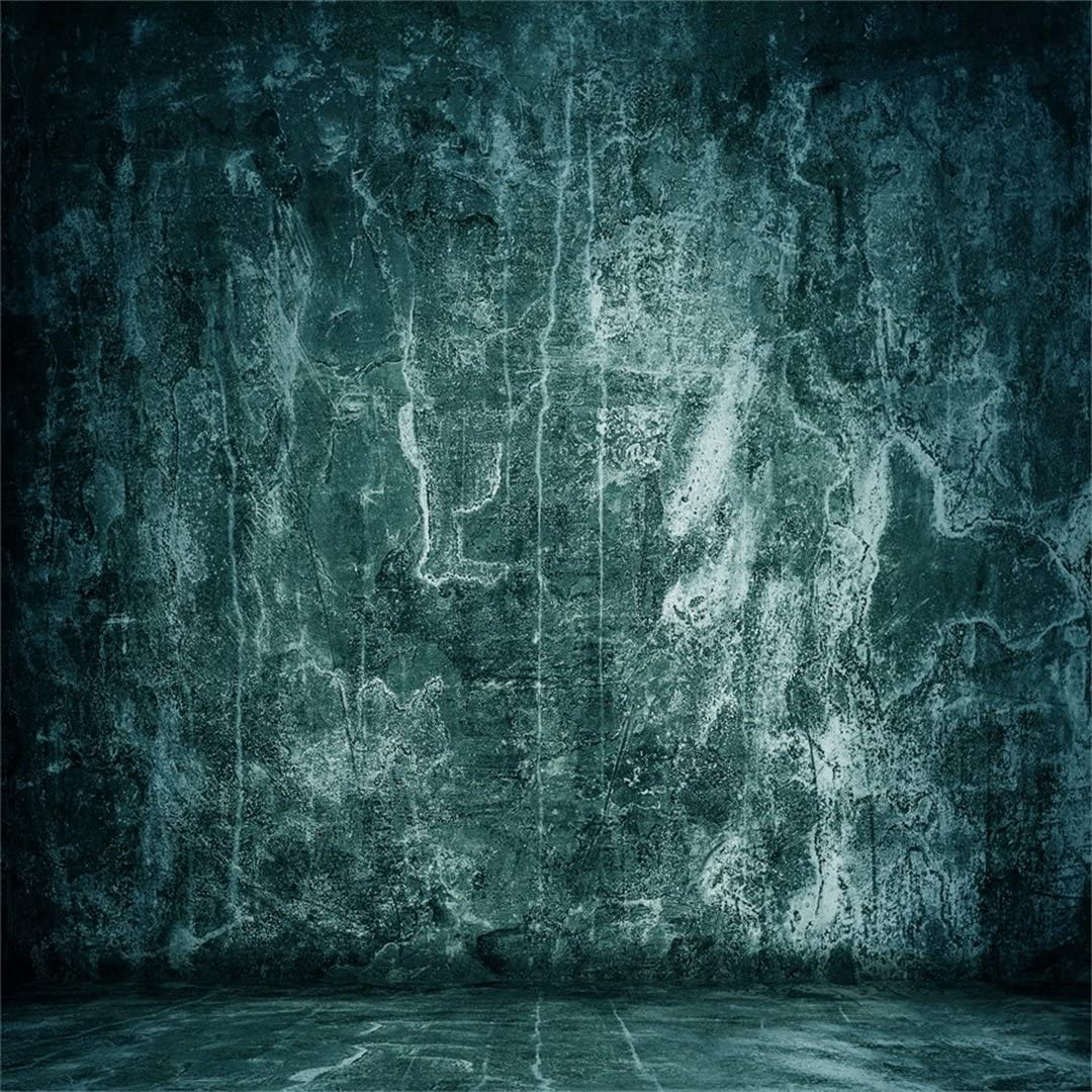 AOFOTO 10x10ft Artistic Backdrops Photography Background Obsolete Blurry Wall Fuzzy Floors Lovers Adult Toddler Kid Newborn Boy Girl Portrait Scene Photo Shoot Studio Props Video