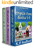 Cryptic Cove Cozy Mystery Series Books 1-3