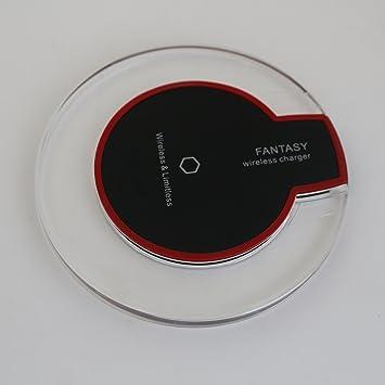 Amazon.com: Fantasía inteligente cargador inalámbrico para ...