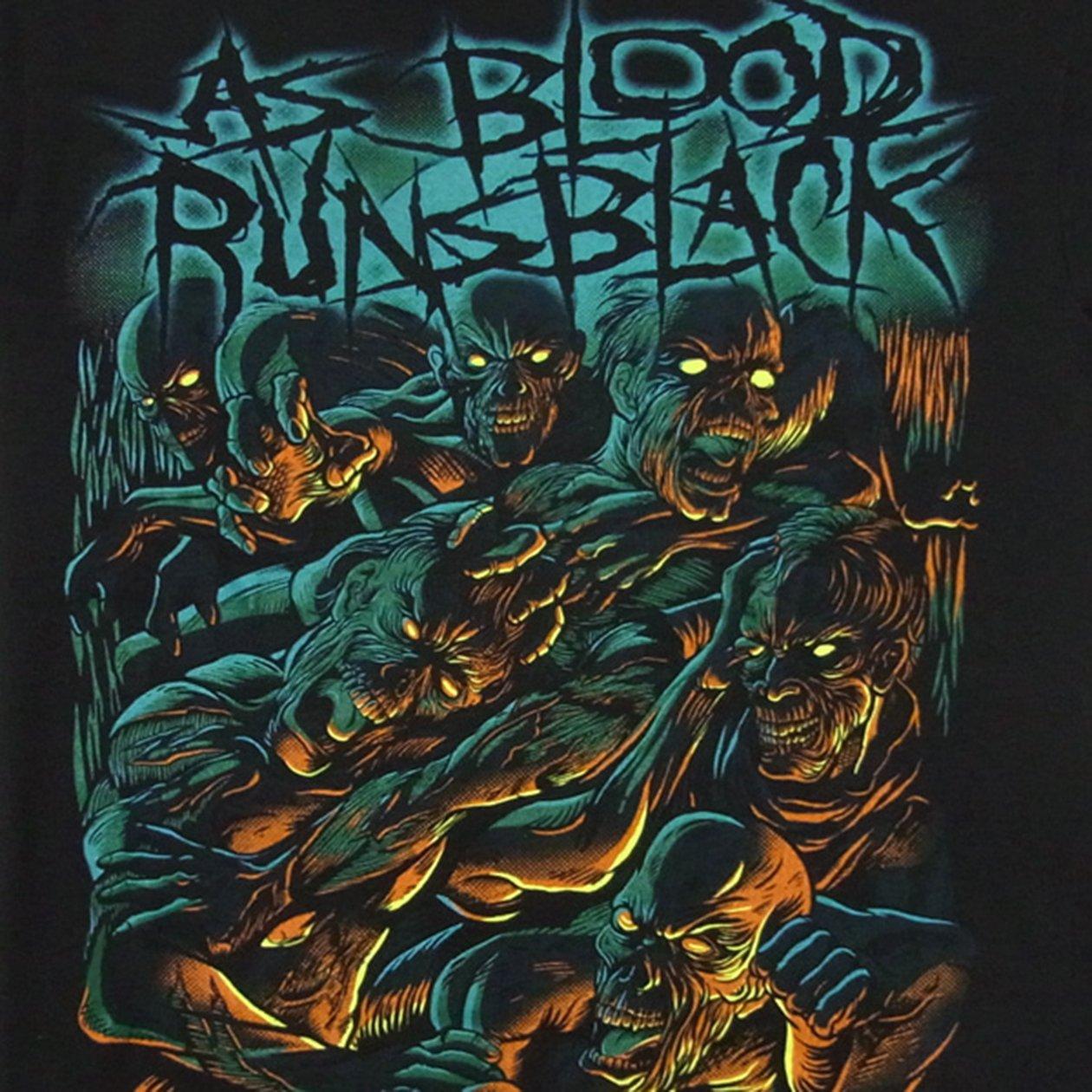 Amazon | AS BLOOD RUNS BLACK -...