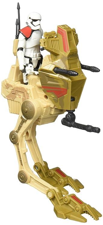 Star Wars Desert Assault Walker avec figurine Entertainment Earth Exclusive