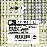 Prym 611306 Universal-Lineal 15 x 15 cm