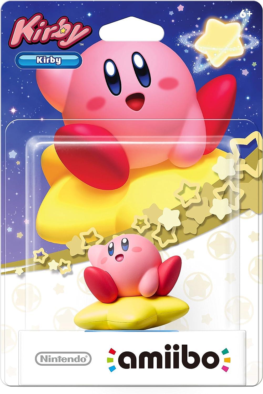 Kirby amiibo - Nintendo 3DS by Nintendo: Amazon.es: Juguetes y juegos