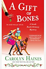 A Gift of Bones: A Sarah Booth Delaney Mystery Mass Market Paperback