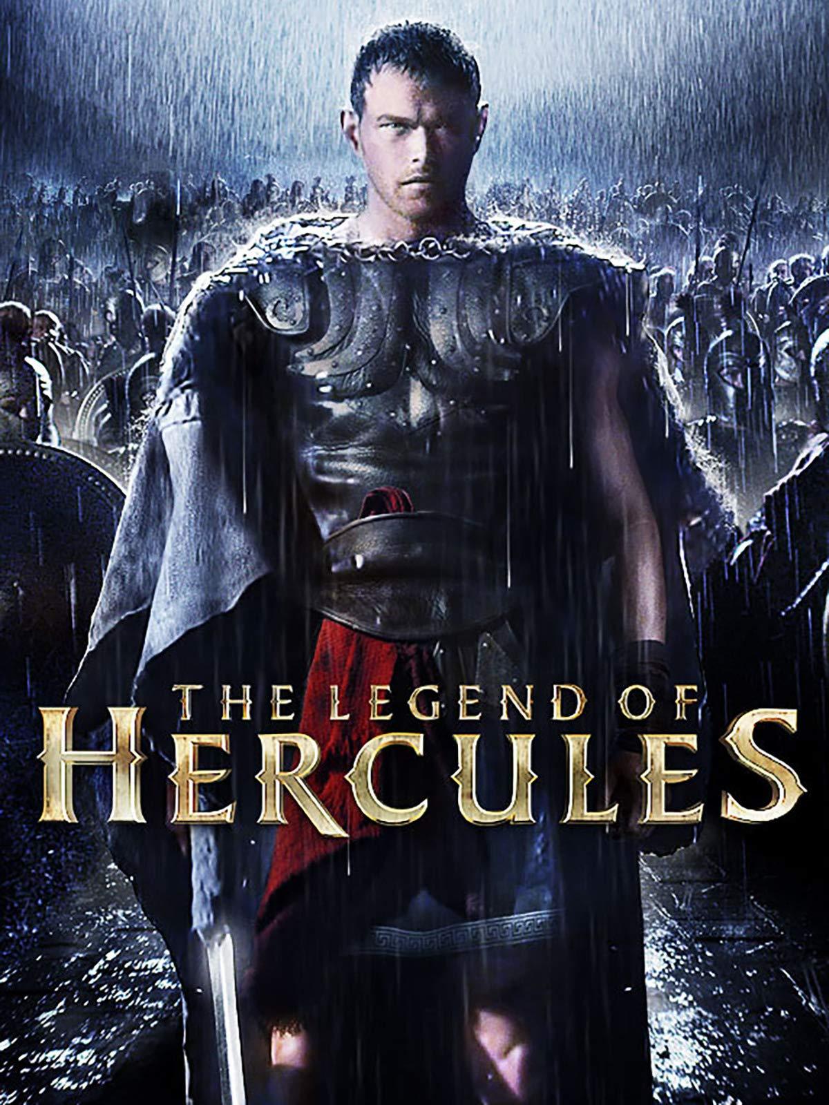 The Legend of Hercules on Amazon Prime Video UK