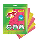 Scotch-Brite Sponge Wipe 5 Pcs pack ( Multipurpose)