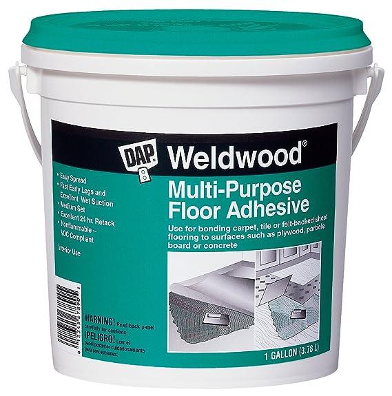 Amazon Dap 00141 Multi Purpose Floor Adhesive 1 Quart Home