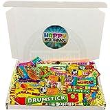 30 Piece Happy Birthday Retro Sweets Treat Box – By Moreton Gifts
