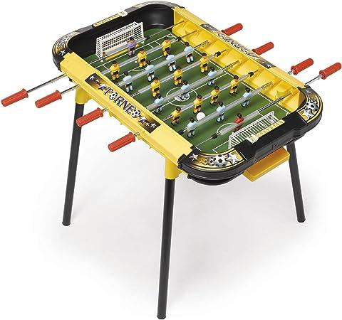 Chicos - Futbolín Strategic Goool (Fábrica de Juguetes 72452): Amazon.es: Juguetes y juegos