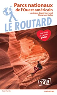 Routard Ouest USA 2019