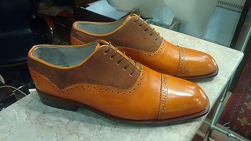 Men bespoke leather shoes for men