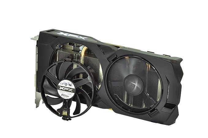 XFX RX-470P4LFB6 Radeon RX 470 4GB GDDR5 - Tarjeta gráfica ...