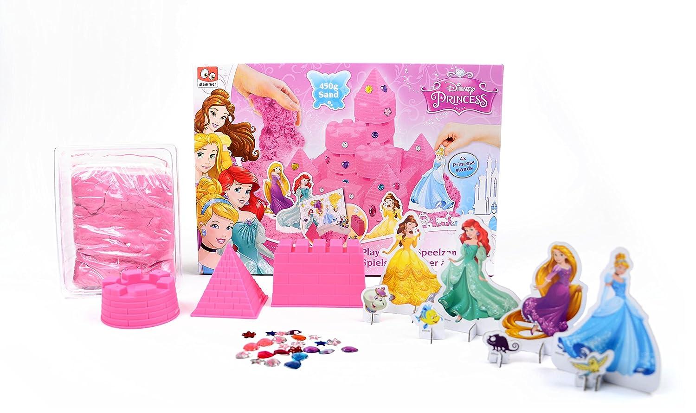 DP99904F Disney Coffret Ch/âteau de Sable Princesses