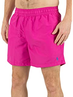 d6b57ac157 Ralph Lauren Men's Hawaiian-Swim Shorts: Ralph Lauren: Amazon.co.uk ...