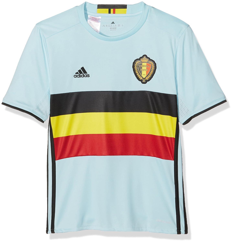 2016-2017 Belgium Away Adidas Football Shirt (Kids)