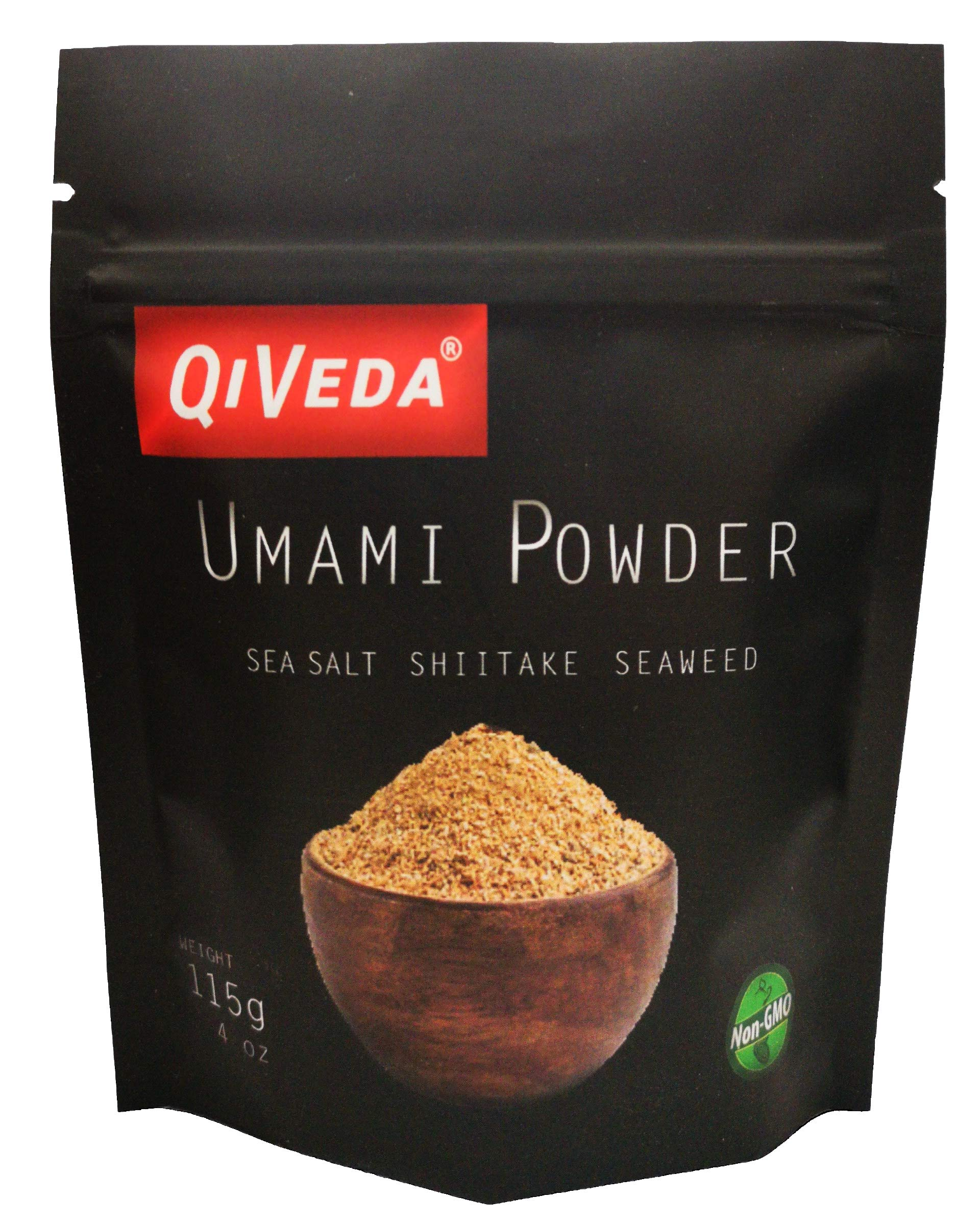 Qiveda Umami Powder Sea Salt Shiitake Buy Online In Belize At Desertcart