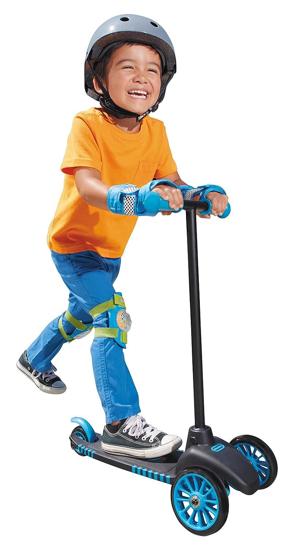 Little Tikes- Juegos de Viaje y de bolsilloPatinetesLITTLE TIKESPatinete, Color Azul (638152)