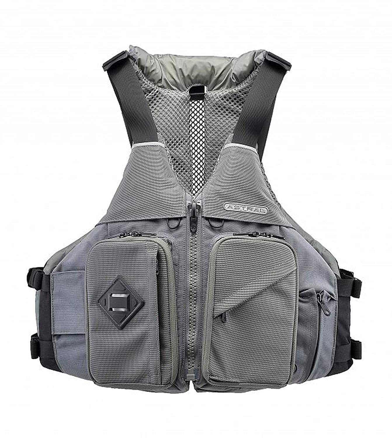 Astral Ronny Fisher Life Jacket PFD for Fishing, Recreation, and Touring Kayaking