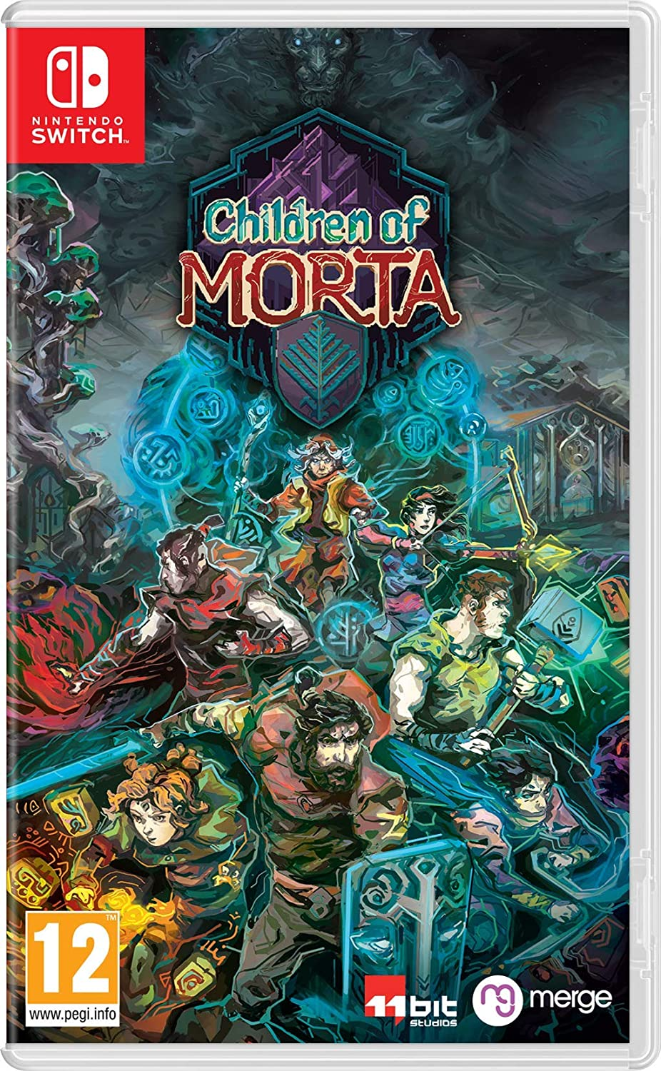 Children of Morta - Nintendo Switch [Importación inglesa]: Amazon ...
