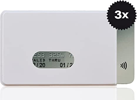 etui carte bancaire rigide Étui de protection en plastique rigide anti RFID OPTEXX® pour