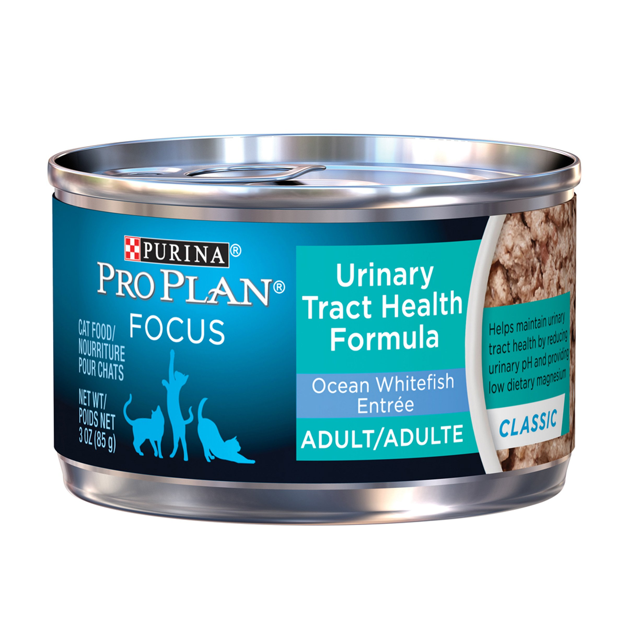 Purina Pro Plan Focus Adult Urinary Tract Health Formula Ocean Whitefish
