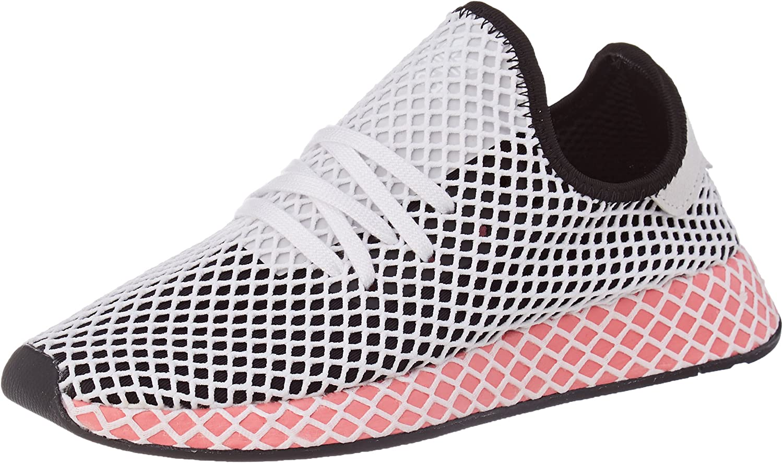 adidas deerupt nere e rosa