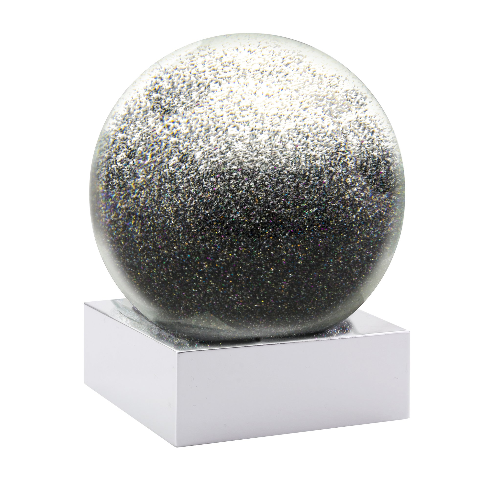 CoolSnowGlobes Eclipse Night Sky Snow Globe