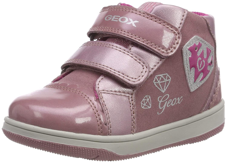 Geox B New Flick C Sneakers Basses b/éb/é Fille