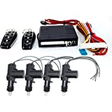 Universal Car Central Window Lock With Keyless Entry Systems Remote Control