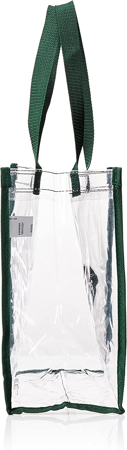 New York Jets Clear Reusable Bag