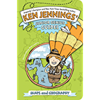 Maps and Geography (Ken Jennings' Junior Genius Guides) (English Edition)