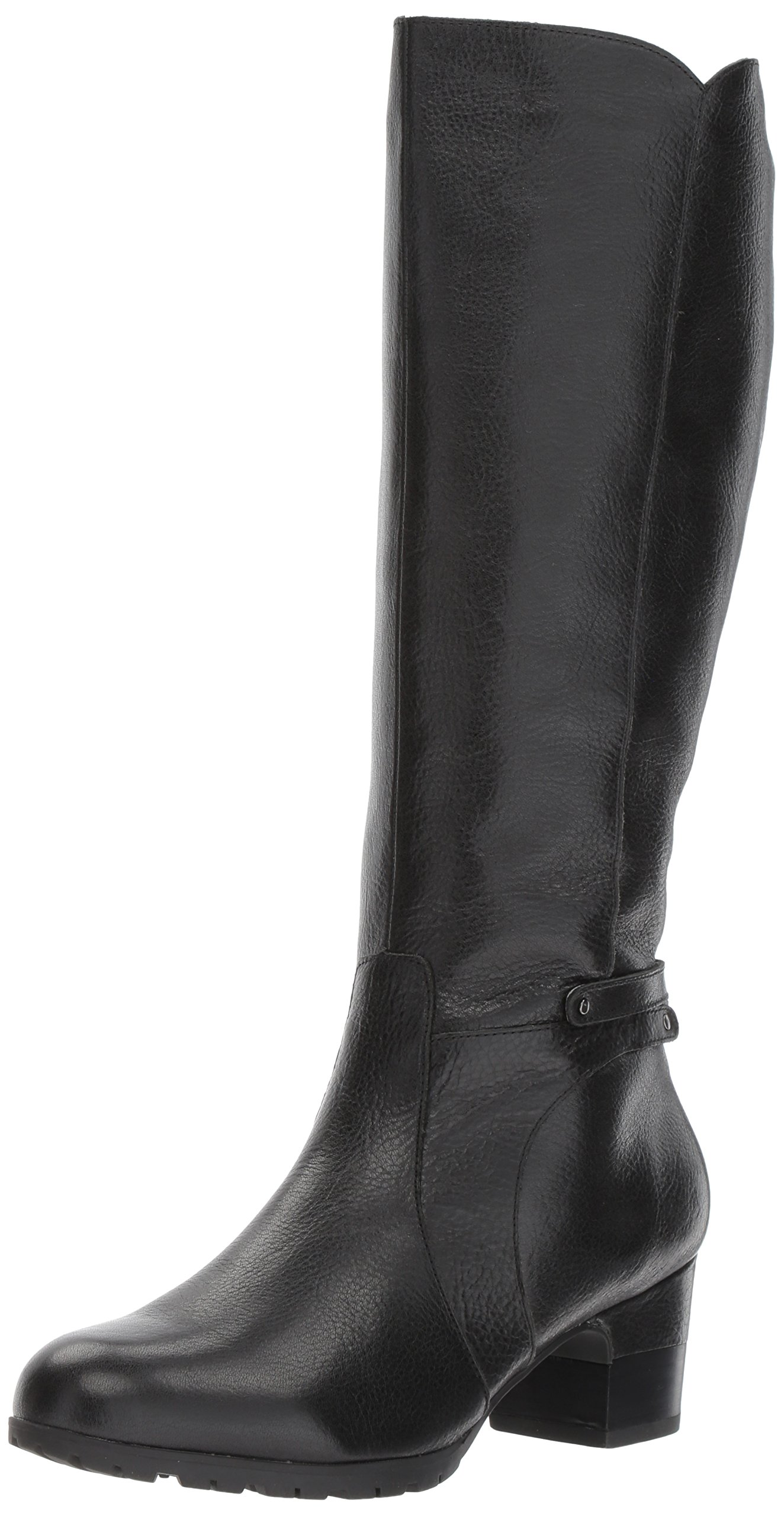 Jambu Women's Chai Water Resistant Riding Boot, Black, 8.5 M US
