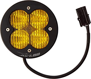 product image for Baja Designs 76-60015 Amber XL R 80 LED Wide Cornering