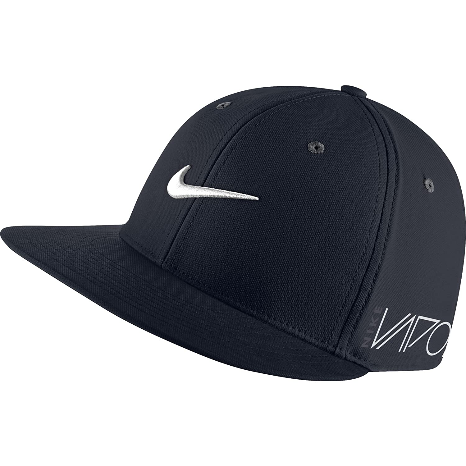 1f9a7ea72 Amazon.com: Nike 2015 Golf True Tour Vapor/RZN Flatbill Cap Color ...
