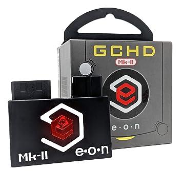 Amazon.com: GCHD Mk-II   Adaptador HDMI GameCube (RGBlack ...