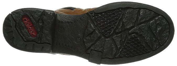Rieker Z9922 22 Damen Halbschaft Stiefel
