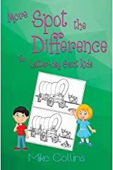 More Spot the Difference for Latter-day Saint Kids Paperback