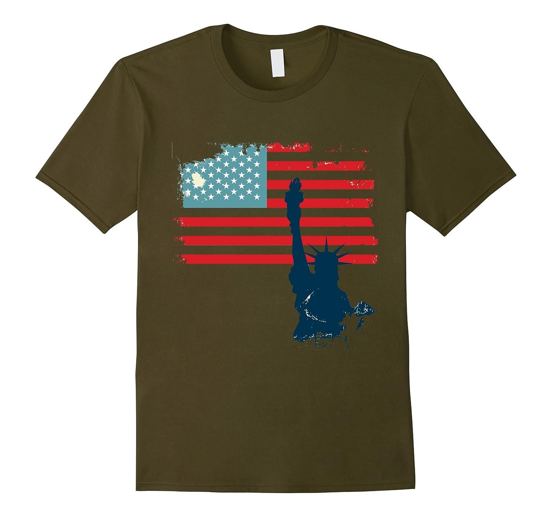 4th Of American Flag Patriotic-Art