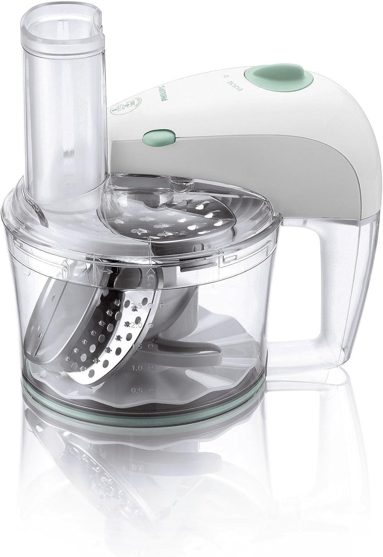 Philips HR7605 Robot de cocina, Blanco, 50 - Robot de cocina: Amazon.es: Hogar