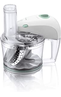 amazon.de: philips hr 7621/70 new daily küchenmaschine (500 w, 5 ... - Philips Cucina Küchenmaschine