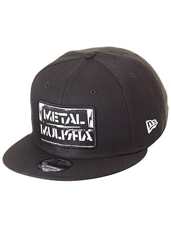 7d8e4f74 Amazon.com: Metal Mulisha Men's Resist Snapback Adjustable Hats,OS,Black:  Clothing