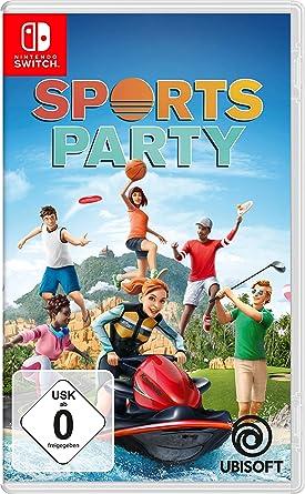 Sports Party - Nintendo Switch [Importación alemana]: Amazon.es ...